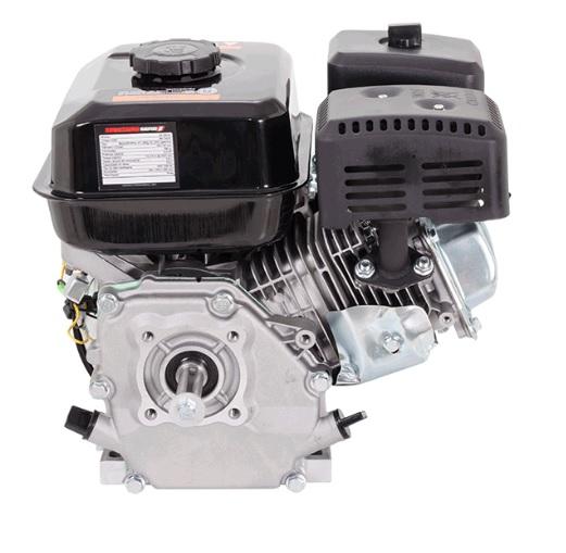 Motor Gasolina Kawashima GE650B 6.5hp - Alerta de Óleo  - GENSETEC GERADORES