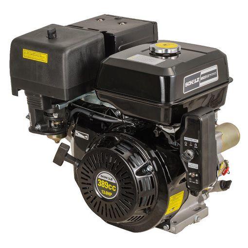 Motor Gasolina Schulz MGS 13.0 Partida Elétrica 13hp  - GENSETEC GERADORES