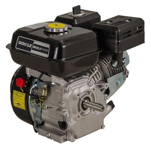 Motor Gasolina Schulz MGS 6.5 HP -  Alerta de Óleo  - GENSETEC GERADORES