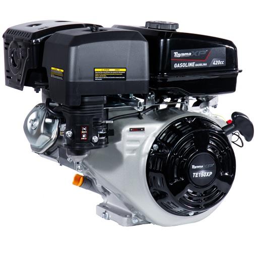 Motor Gasolina Toyama  TE150-XP 15hp  - GENSETEC GERADORES