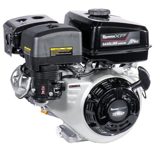 Motor Gasolina Toyama TE90-XP 9hp  - GENSETEC GERADORES