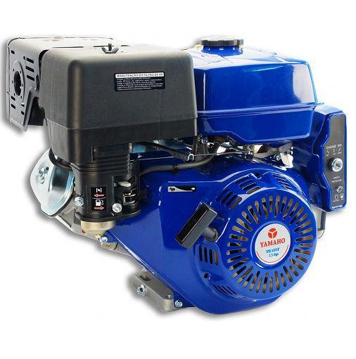 Motor Gasolina Yamaho YH188FE Partida Elétrica 13hp  - GENSETEC GERADORES