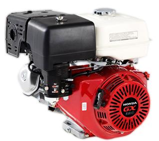 Motor Gasolina Honda GX390 H1QEBR Partida Elétrica 13hp  - GENSETEC GERADORES