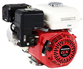 Motor Gasolina Honda GX160 H1QEBR Partida Elétrica 5.5 hp  - GENSETEC GERADORES
