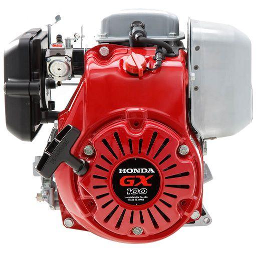 Motor Para Compactador de Solo Honda GX100 KRA2 3hp - Carburador Bóia  - GENSETEC GERADORES