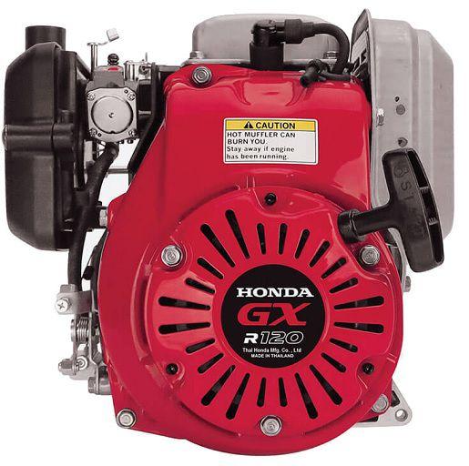 Motor Para Compactador de Solo Honda GXR120 KRWF 3.6hp - Eixo Cônico  - GENSETEC GERADORES