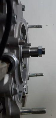 Motor Para Compactador de Solo Subaru ER12  - GENSETEC GERADORES