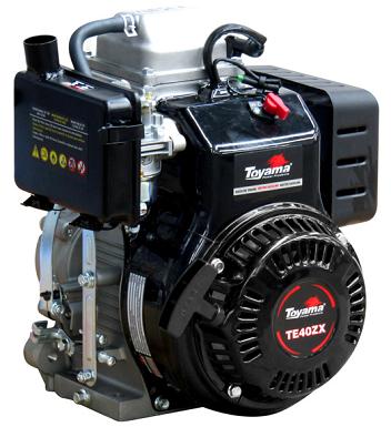 Motor Para compactador de Solo Toyama TE40ZX 4 Tempos  - GENSETEC GERADORES