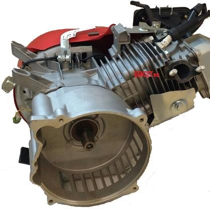 Motor Para Gerador 2500w Gasolina Kawarah  - GENSETEC GERADORES