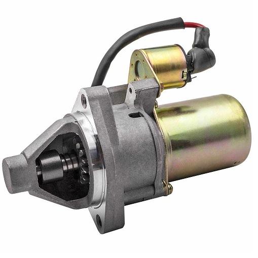 Motor Partida Motores  13hp 15hp e Gerador 6500 8000  - GENSETEC GERADORES