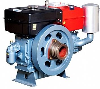Motor Diesel Toyama TDW30DE Partida Elétrica 30hp  - GENSETEC GERADORES