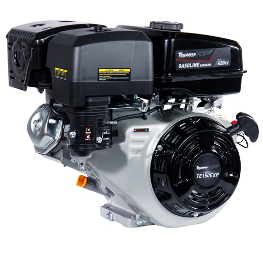 Motor Toyama TE150EK-XP 15HP Partida Elétrica  - GENSETEC GERADORES