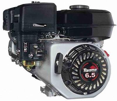 Motor Gasolina Toyama TE65 6.5 hp  - GENSETEC GERADORES
