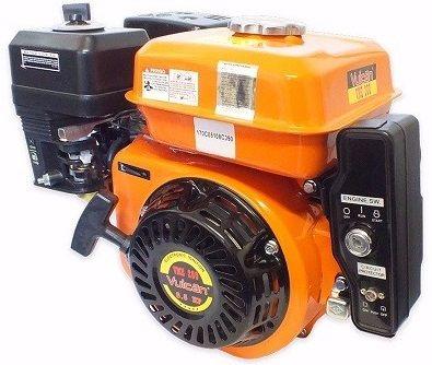 Motor Vulcan VME200 6.5 HP Partida Elétrica  - GENSETEC GERADORES