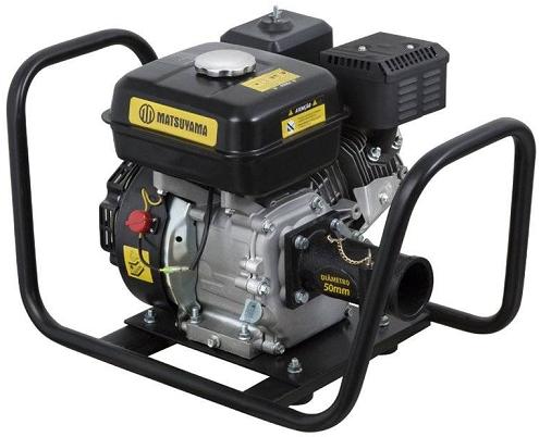 Motovibrador Acionador Gasolina MVGA 6.5 hp Matsuyama  - GENSETEC GERADORES