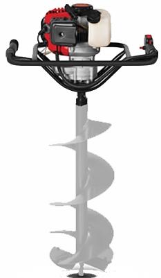 Perfurador de Solo Branco BPS 52  - GENSETEC GERADORES