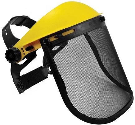 Protetor Facial com Tela Basculante CF210Y  - GENSETEC GERADORES