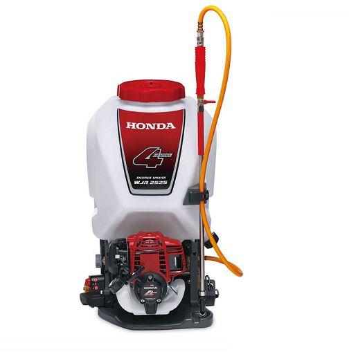 Pulverizador Gasolina Costal Honda WJR 2525T- 4 Tempos  - GENSETEC GERADORES