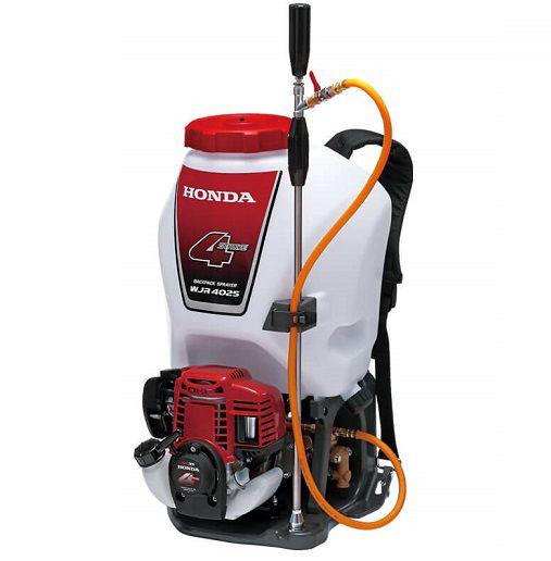 Pulverizador Gasolina Costal Honda WJR 4025T- 4 Tempos  - GENSETEC GERADORES