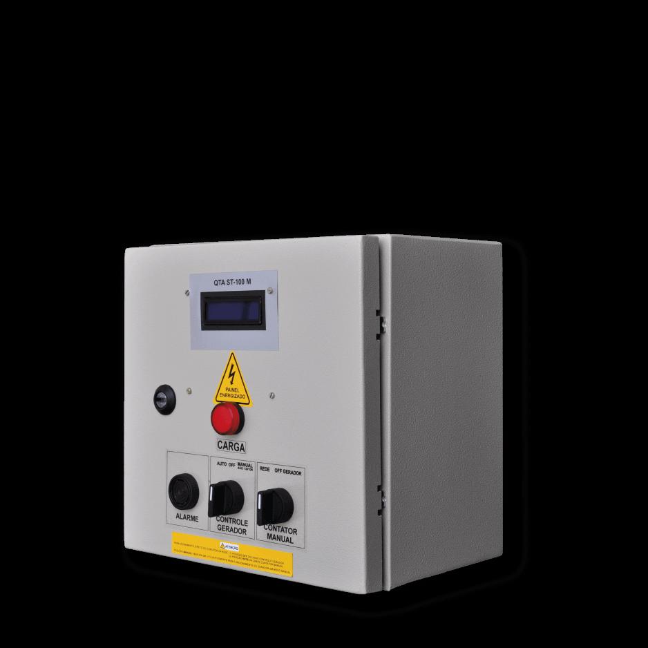 QTA Strazmaq para Gerador Monofásico até 12 kva - 50A   - GENSETEC GERADORES