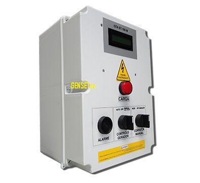 QTA Strazmaq para Gerador Trifásico 8 kva - 30A  - GENSETEC GERADORES