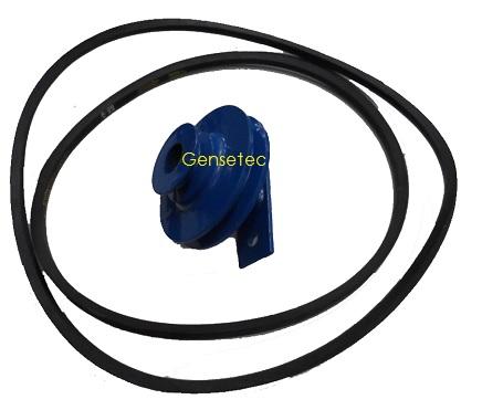 Redutor de Rotação Para Moenda B722 Modelo Atual  - GENSETEC GERADORES