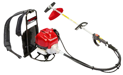 Roçadeira Gasolina Honda UMR435T L2BT 4 Tempos - Costal 35,8cc  - GENSETEC GERADORES