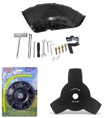 Roçadeira Gasolina Terra GRH 430 Black 43cc  - GENSETEC GERADORES