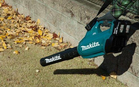 Soprador de Folhas a Bateria 36V DUB362Z Makita - Sem Bateria  - GENSETEC GERADORES