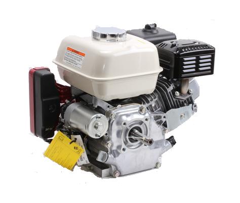 Motor Gasolina Honda GX200 6.5 hp com Kit Partida Elétrica Gensetec  - GENSETEC GERADORES