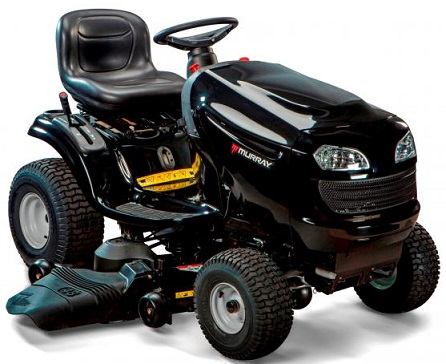 Trator Cortador de Grama a Gasolina Murray 20 hp  - GENSETEC GERADORES