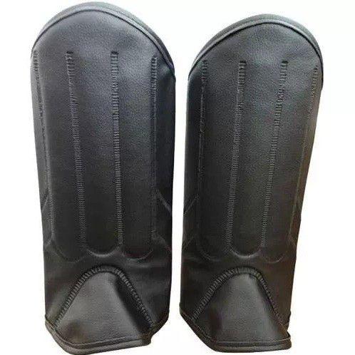 Perneira De Segurança Com Talas De Pvc Velcro
