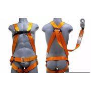 Cinto Segurança Paraquedista Com Talabarte Profissional