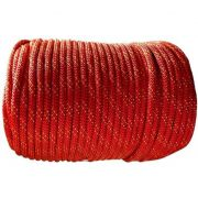 Corda para Rapel K2 11,5 mm vermelha 10 mts