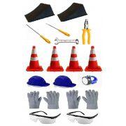 Kit de Emergencia para Caminhão NBR9735