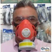 MASCARA RESPIRADOR 1/4 FACIAL + FILTRO VO/GA CA 39428