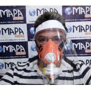 Protetor Facial COVID19 Corona Virus