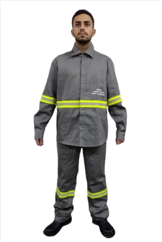 Camisa NR10 Risco 2