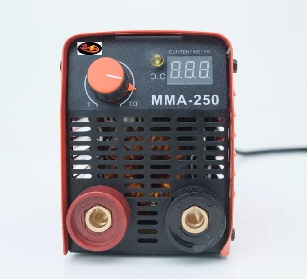 Maquina Inversora de Solda 250W Mini MMA 220V