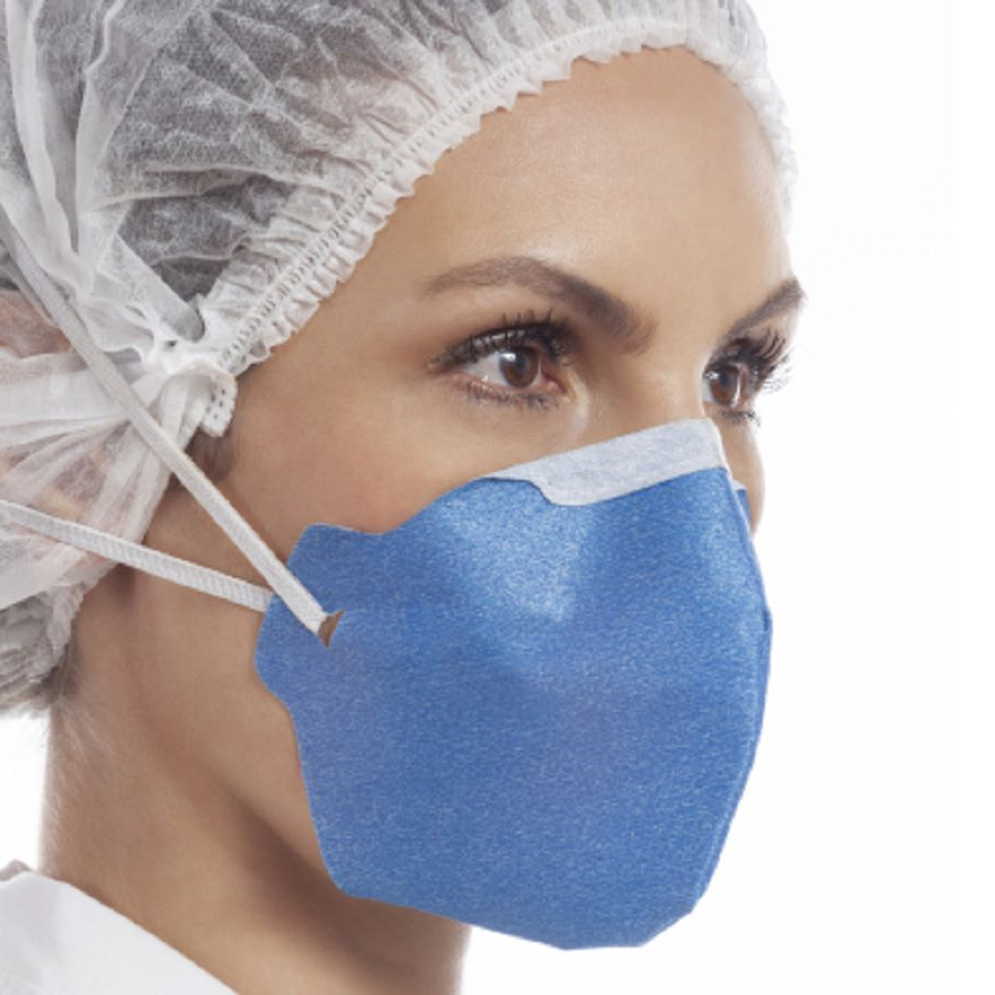 Mascara Descartável Uso Hospitalar 50 pçs