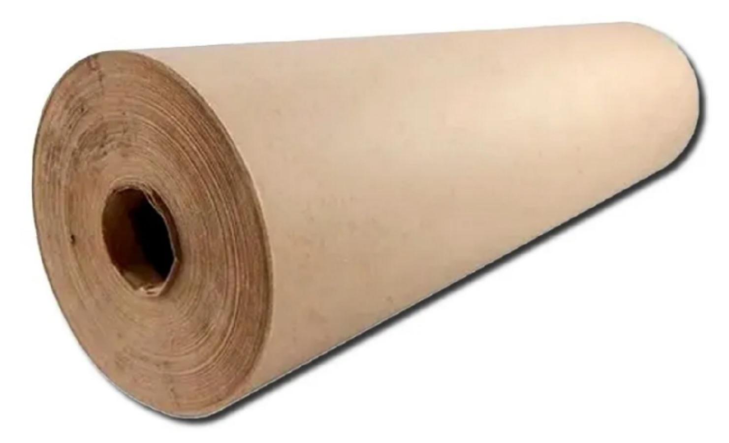 Papel Kraft Bobina 80g x 60cm 200mts