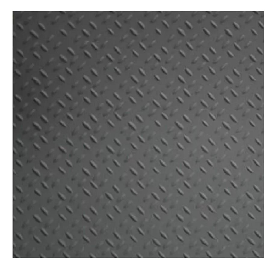 Piso de Borracha modelo Grão de Arroz 50x50 cm