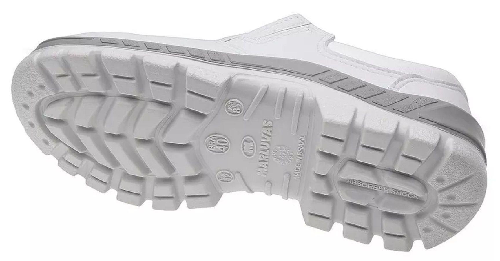 Sapato Branco Marluvas 20t19 Microfibra