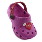 Babuche Infantil Pink Love