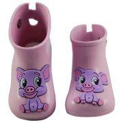 Galocha Infantil Feminina Pig Pig