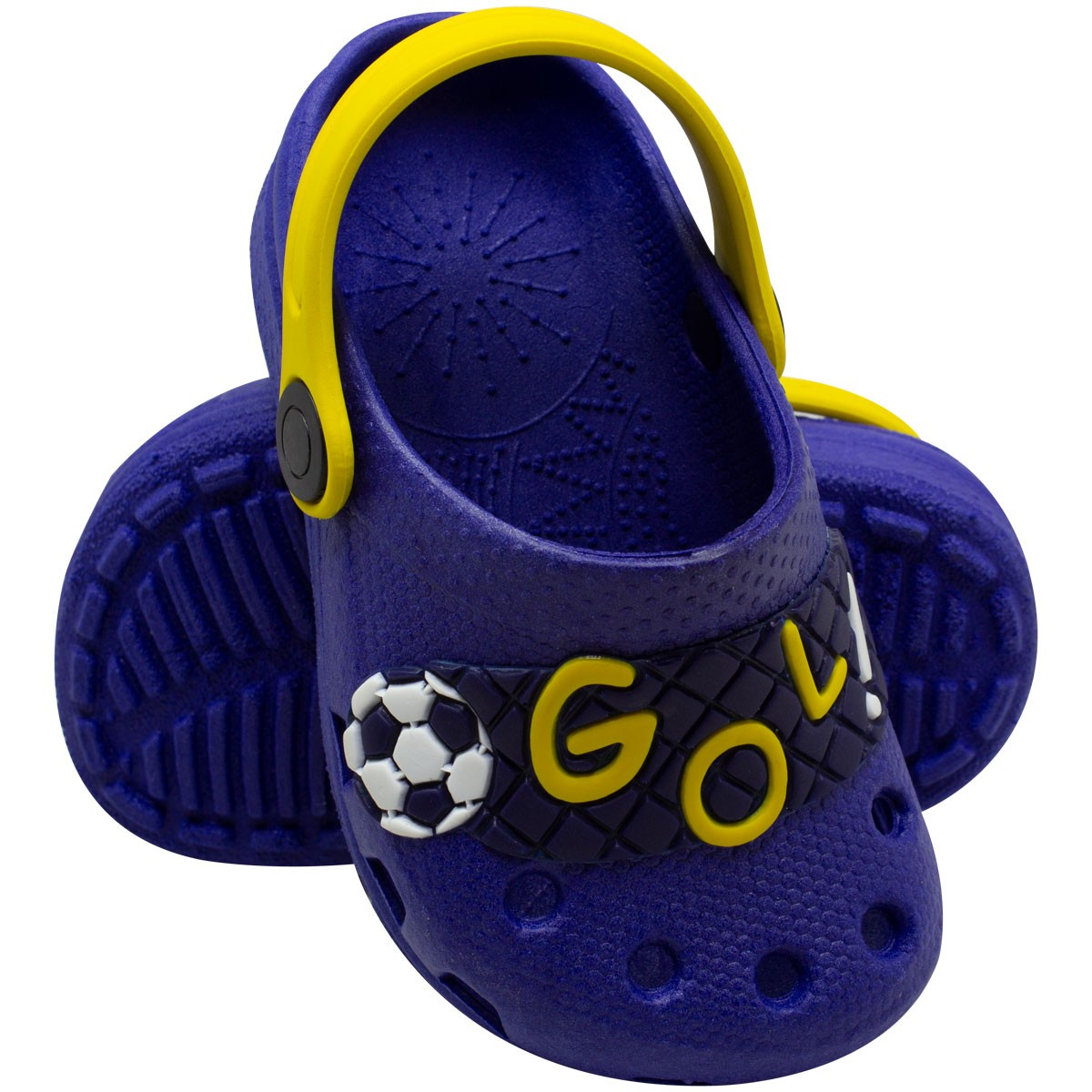 Babuche Infantil Gol Futebol