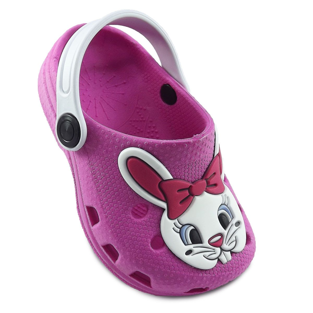 Babuche Infantil Pink Coelhinho