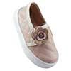 Tênis Infantil Flor 303.03- Rosa