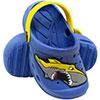 Tubarão Azul Amarelo (Vazado)
