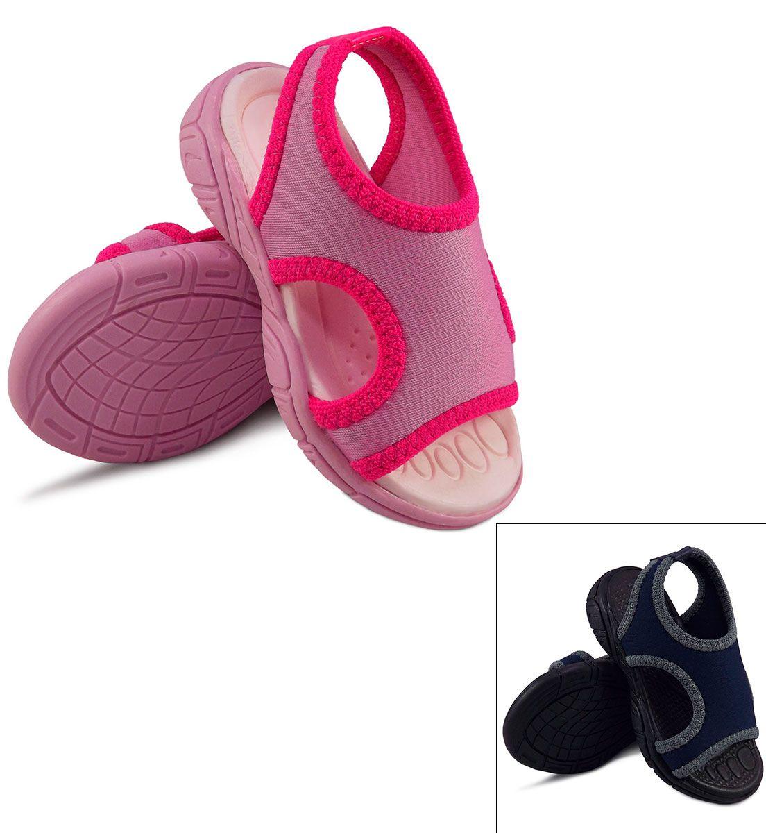 Sandália Papete Macia Infantil